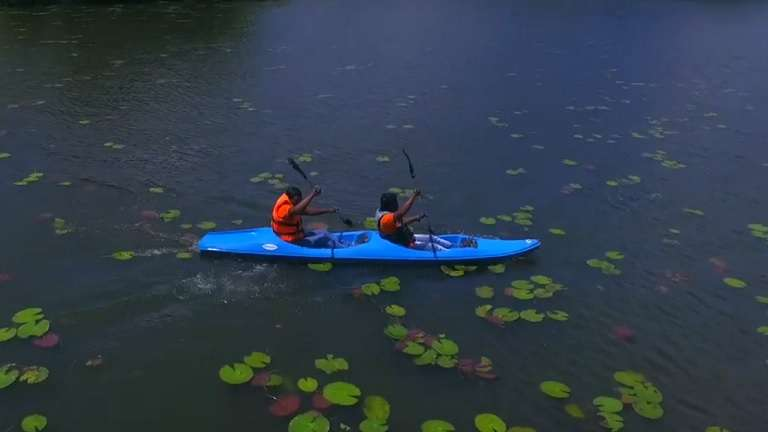 Karlad Lake and Wayanad Adventure Camp