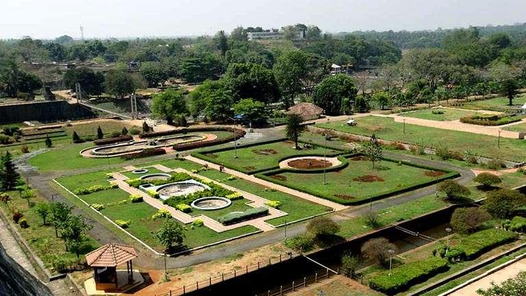 Malampuzha Dam and Garden