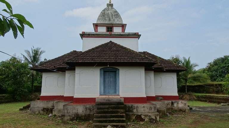 Pilgrim centres in Manjeswaram