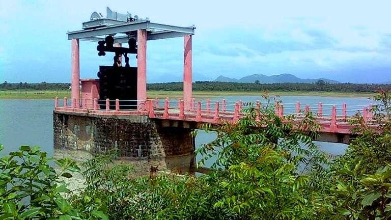 Meenkara - Chulliyar Dams