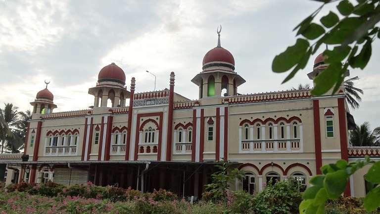 Stadium Juma Masjid
