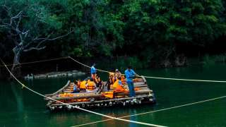 Kuruva Island and Rafting