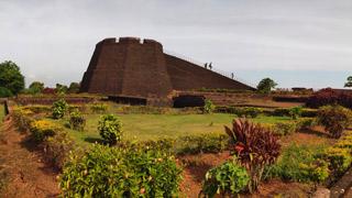 Bekal Fort in Kasaragod