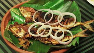 Malabar Fish Fry
