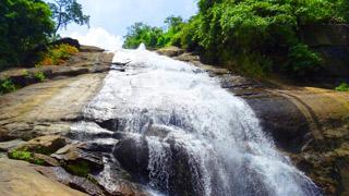 Thushargiri Waterfalls, Kasaragod