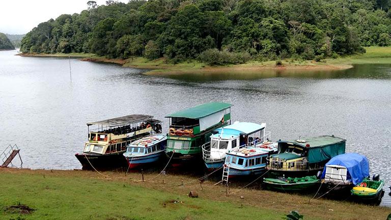 Thekkady, destination de rêve des amoureux de la nature, Periyar, Idukki, Kerala, Inde