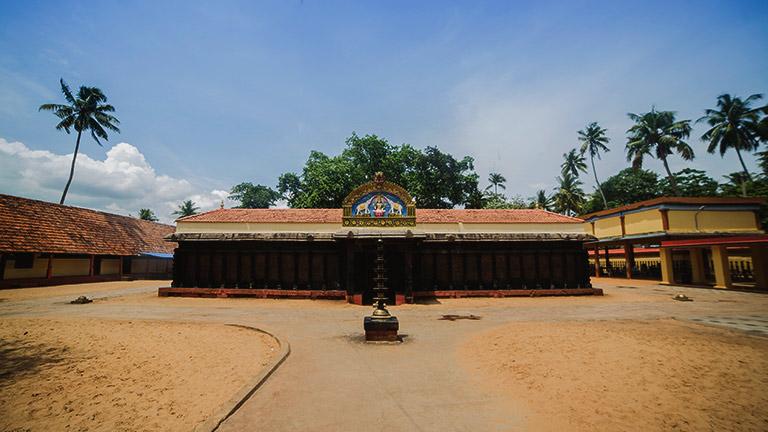 Pilgrim centres