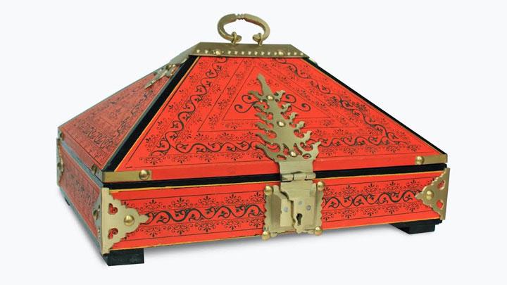 Nettur Petti - Kerala Jewelry Box