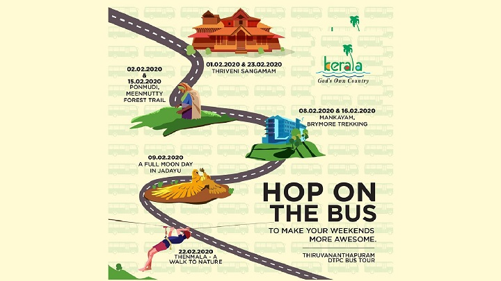 Hop on the Bus