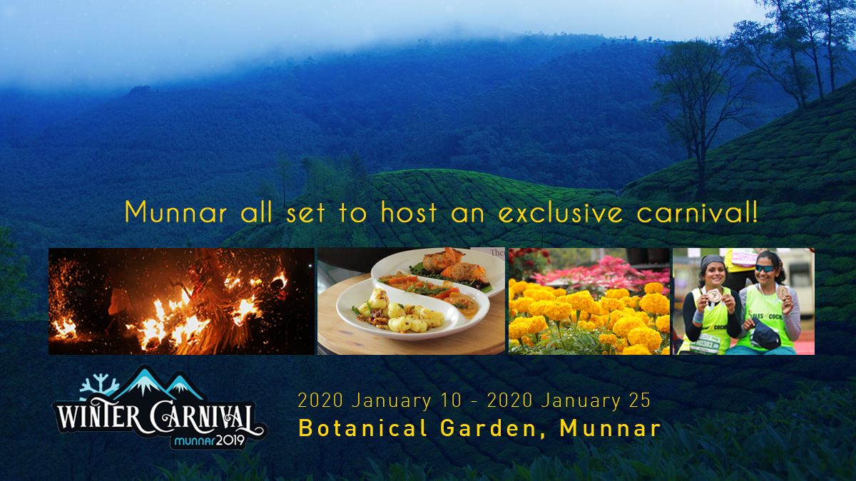 Munnar all set to host an exclusive carnival!