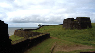 Forts of Kerala