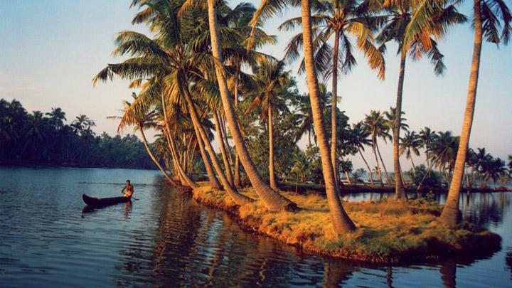 Ashtamudi Backwaters in Kollam