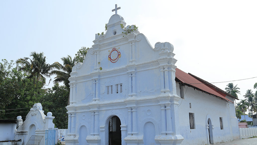 Dutch Church, Pallippuram
