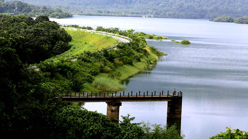 Kanjirapuzha Dam - A Man-Made Wonder