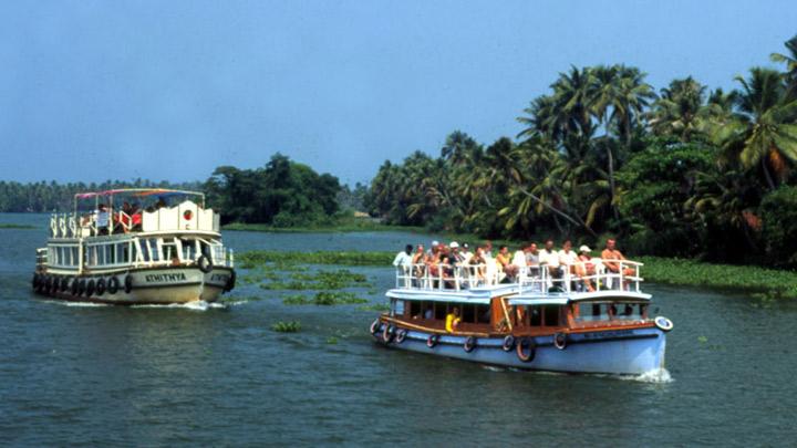 Kerala's backwaters