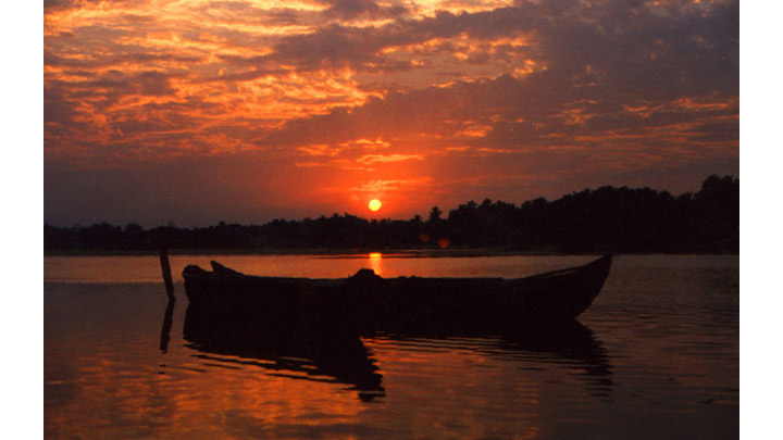 Backwater Cruise in God's Own Country