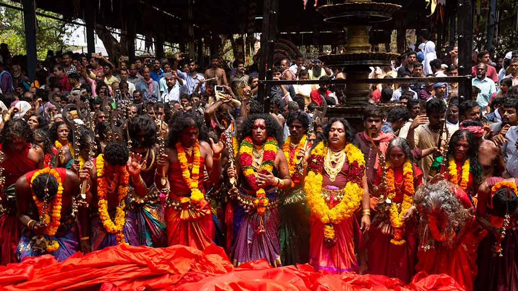 Kodungalloor Bharani – A whirlpool of Devotion