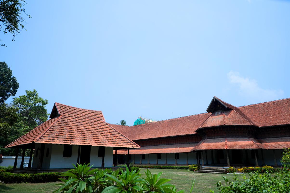 Kuthiramalika Palace