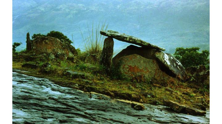 Muniyara, Idukki - Megalithic relics at Marayoor
