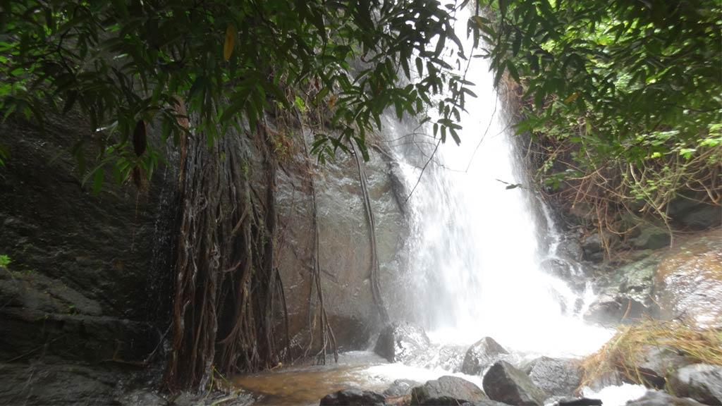 Pampanal Waterfall