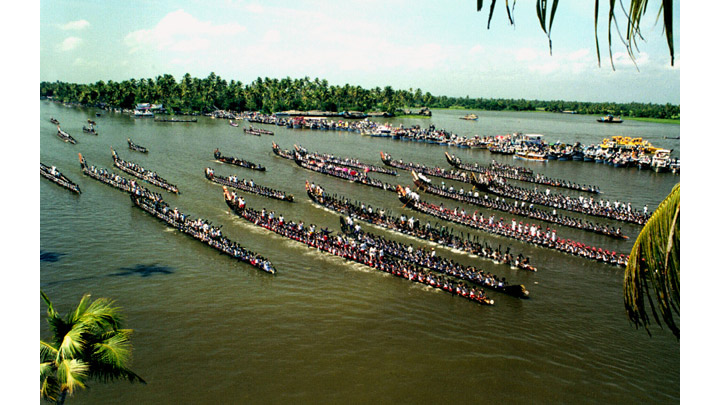 Snake Boats of Kerala