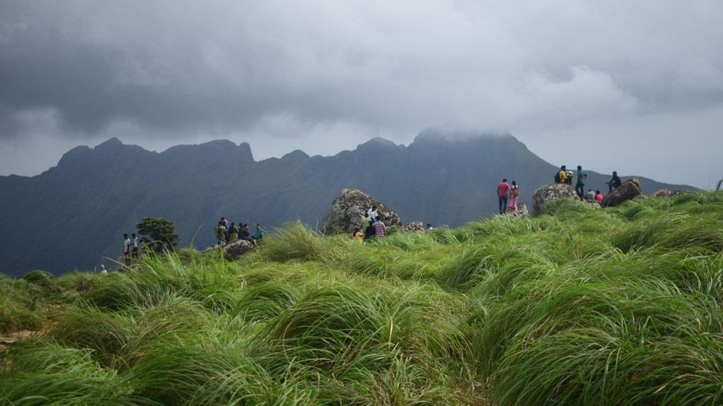 Trekking and the Ponmudi Hills