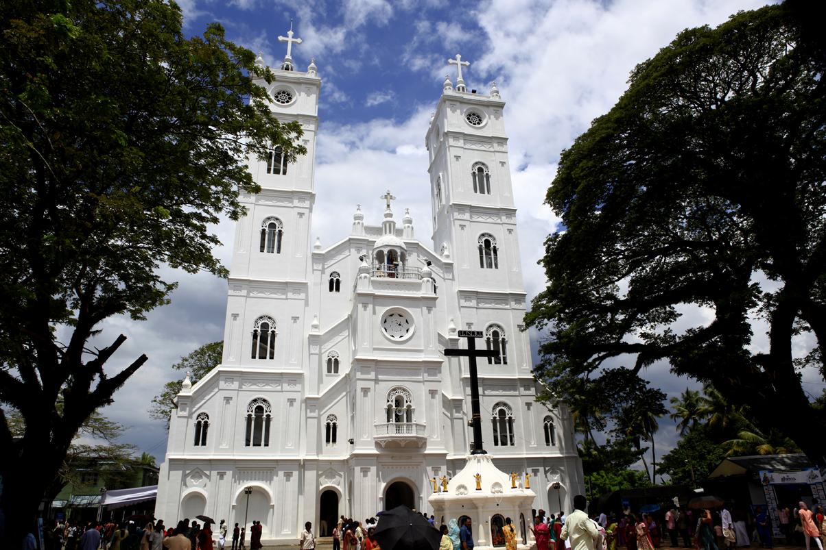 Vallarpadam Basilica