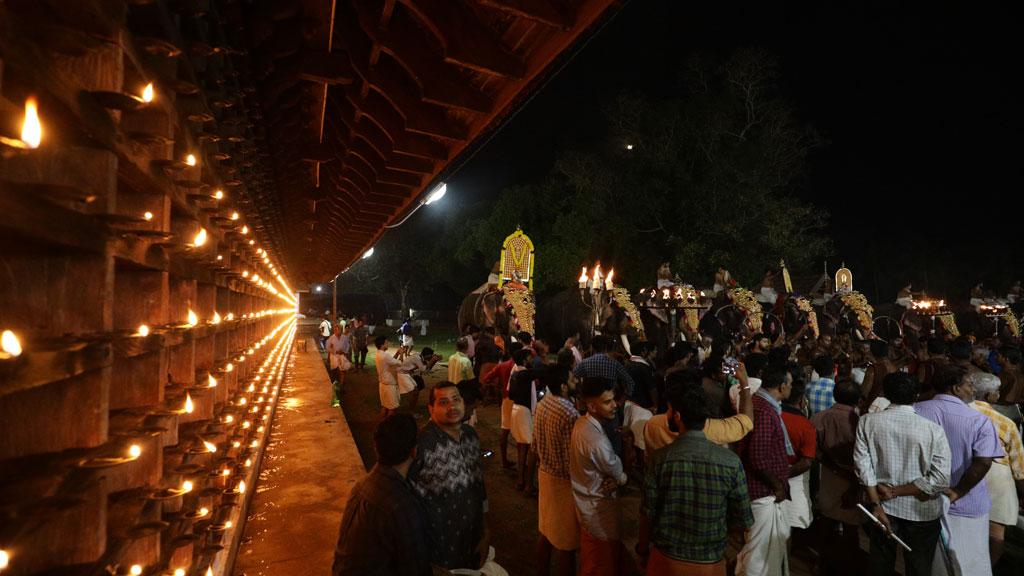 Vibrant face of Kerala