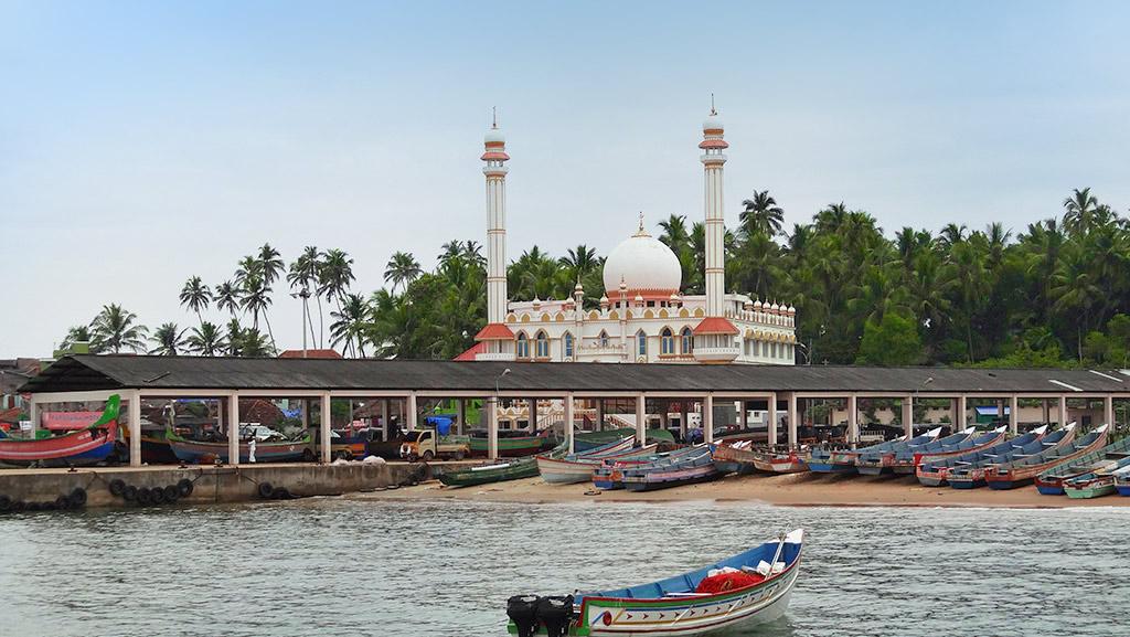 Vizhinjam Fishing Harbour