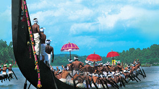 Aranmula Boat Race Visuals