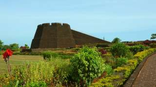 Best preserved fort in Kerala - The Bekal