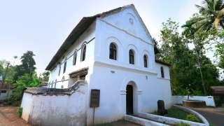 Sinagoga judía de Chendamangalam