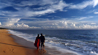 Cherai Beach in Ernakulam
