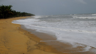 Explore the beaches of Kasaragod