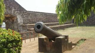 Kannur Fort (St. Angelo Fort)