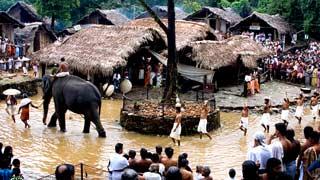 Kottiyoor Festival
