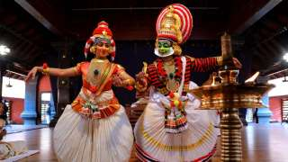Kutiyattam – the oldest living theatre tradition