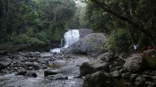 Водопады Лаккам