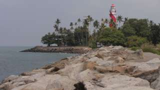 Lighthouse, Thangassery