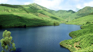 Mattupetty Lake in Idukki
