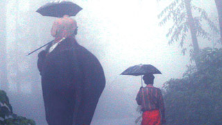 Les pluies de mousson