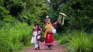 Onapottan- A unique Folk Art Character