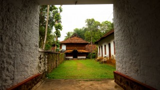 Poonjar Palace, Kottayam