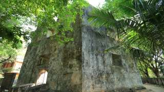 Ruins of Pallippuram Fort