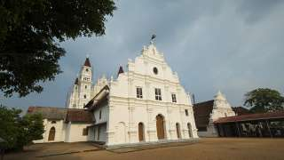 St. Mary's Church and St. Augustine Church, Ramapuram