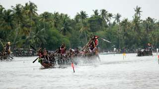 The Spectacular Water Regatta of God's Own Country
