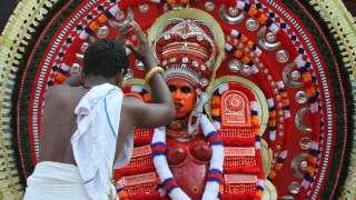 Theyyam Ritual Artform
