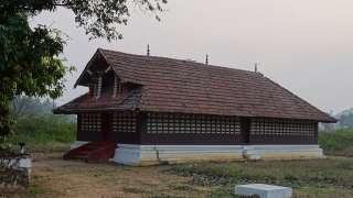 Valliyoorkavu Temple at Mananthavady