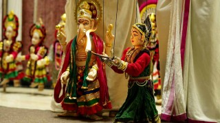 Yakshagana Puppetry