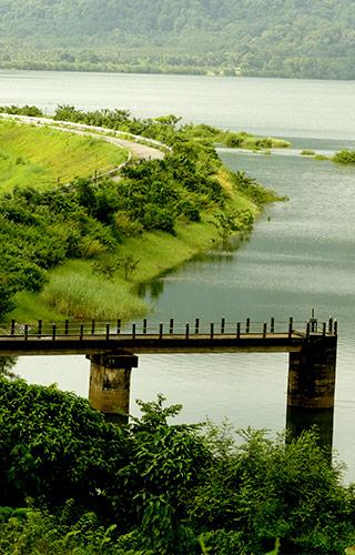 Kanjirapuzha Dam - A Man-Made Wonder